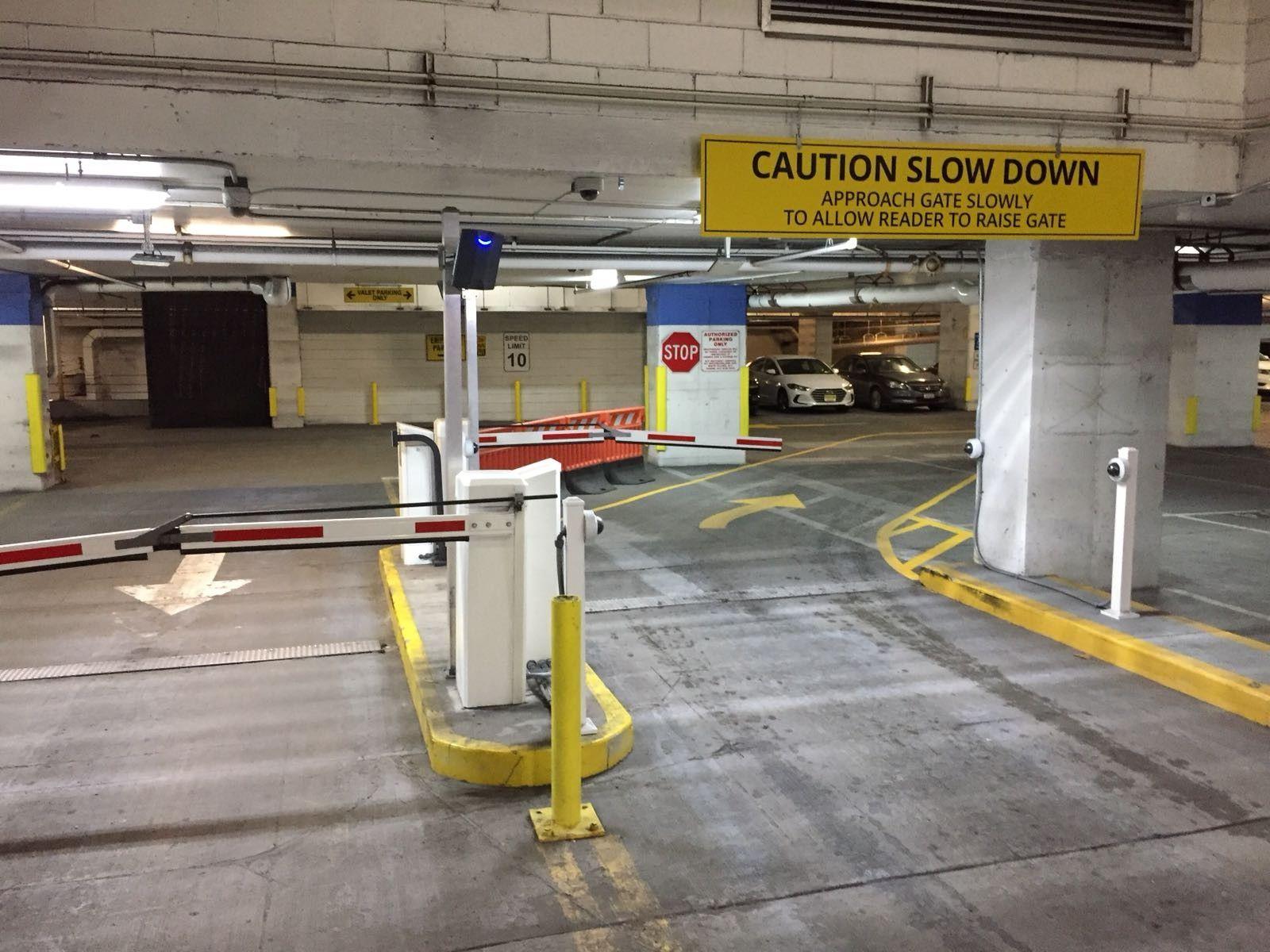 ELKA Parking Barrier gate | ELKA Vehicle parking barrier