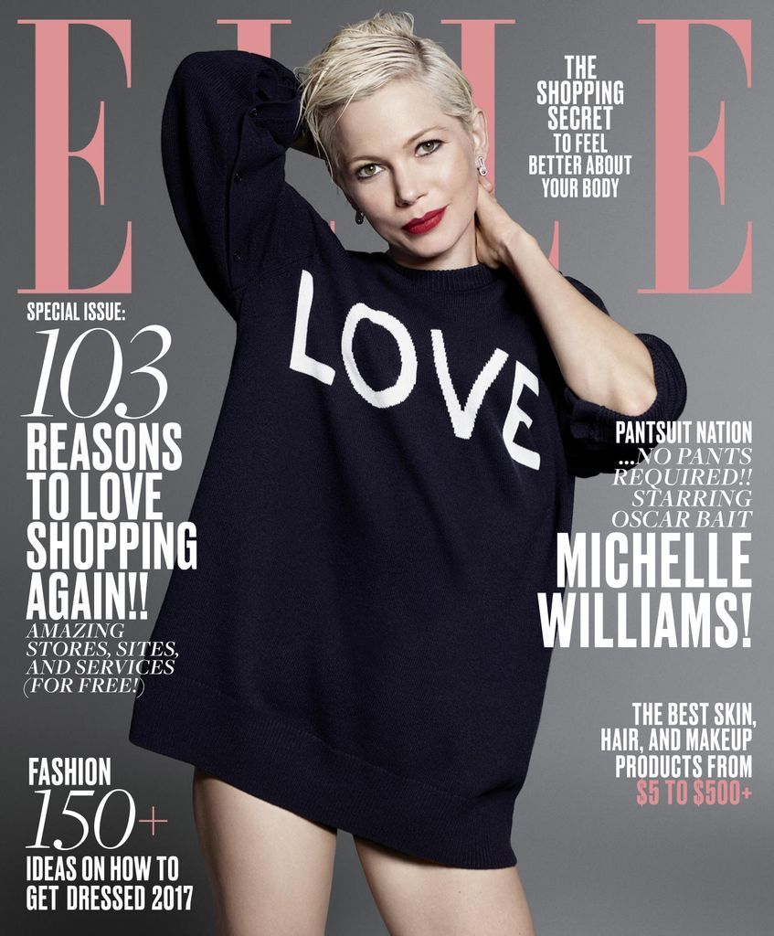 Elle Back Issue January 2017 (Digital)