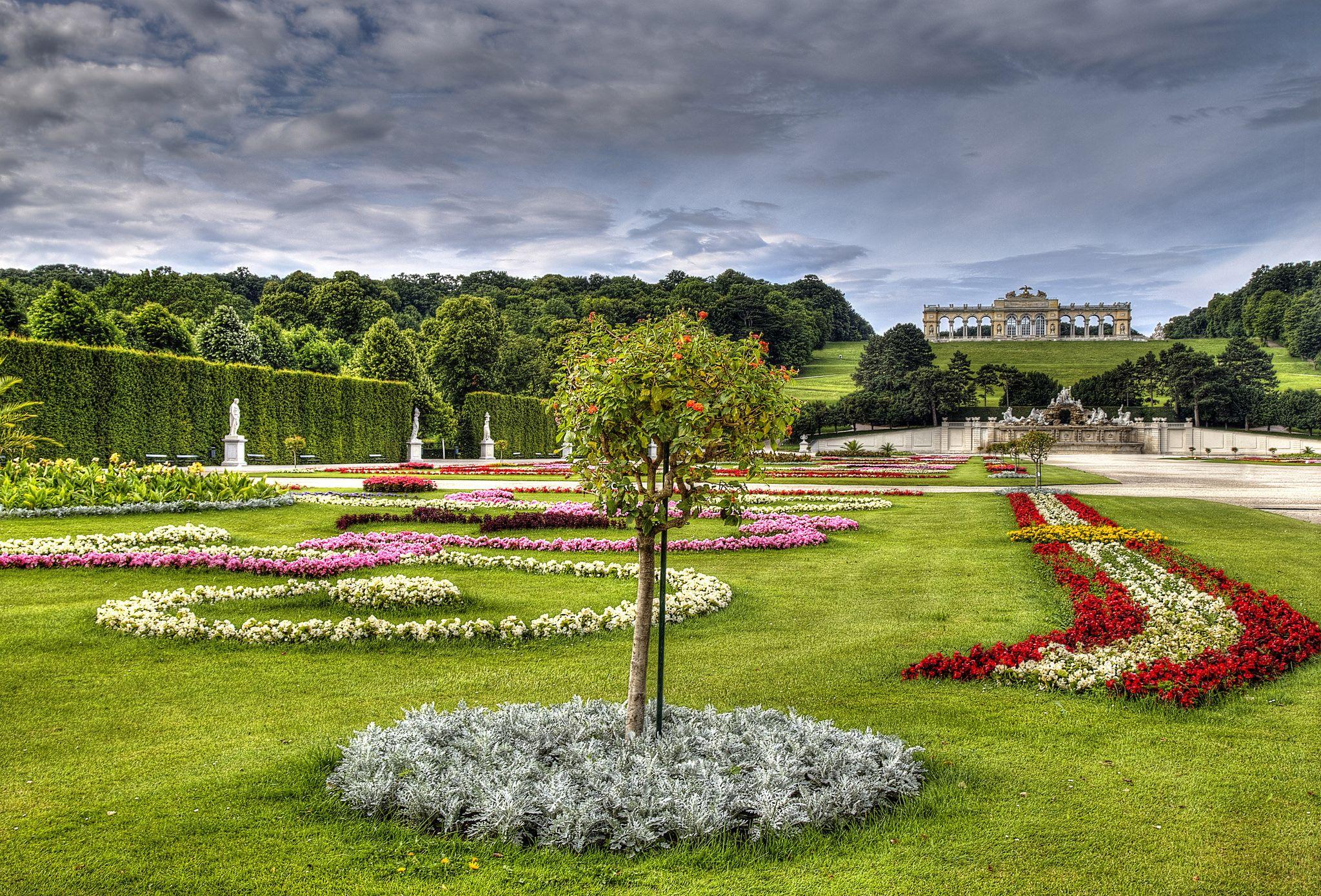 https://flic.kr/p/JGKCp7 | Schönbrunn Palace Gardens