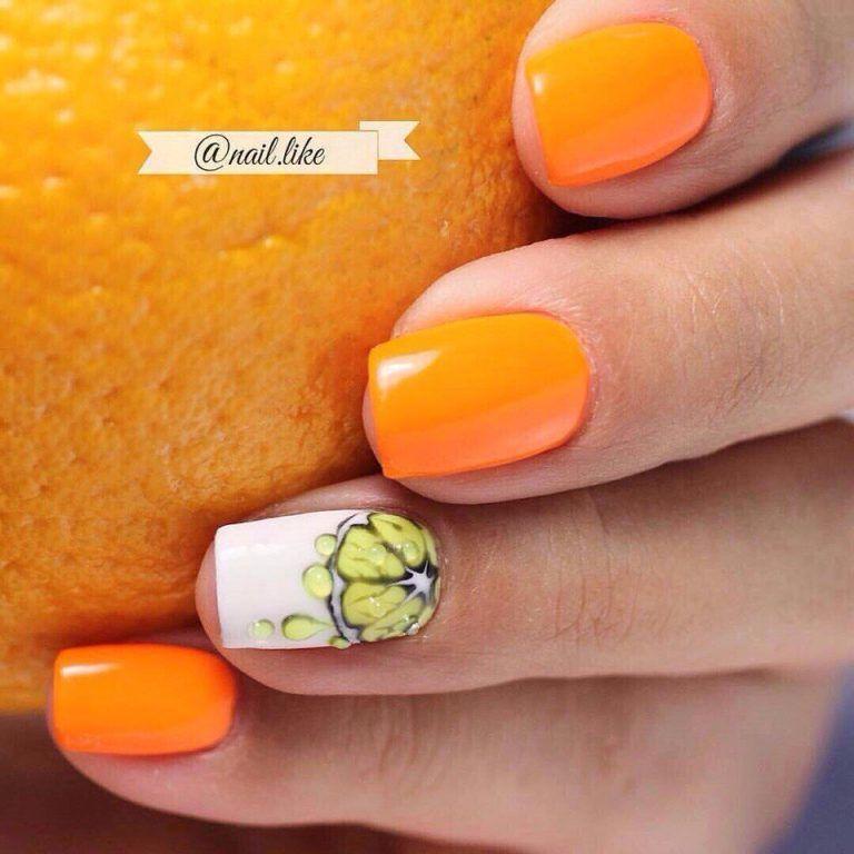 Nail Art #2074 - Best Nail Art Designs Gallery | Summer nails neon ...