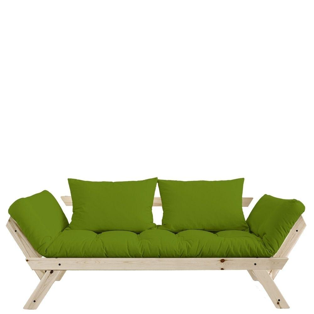 Schlafsofa Bebop Kiefer Natur Lime 75x200cm Jetzt Bestellen Unter:  Https://moebel.ladendirekt.de/wohnzimmer/sofas/schlafsofas/?uidu003d8cb1cdcd Cdb1 59eb 97b5   ...