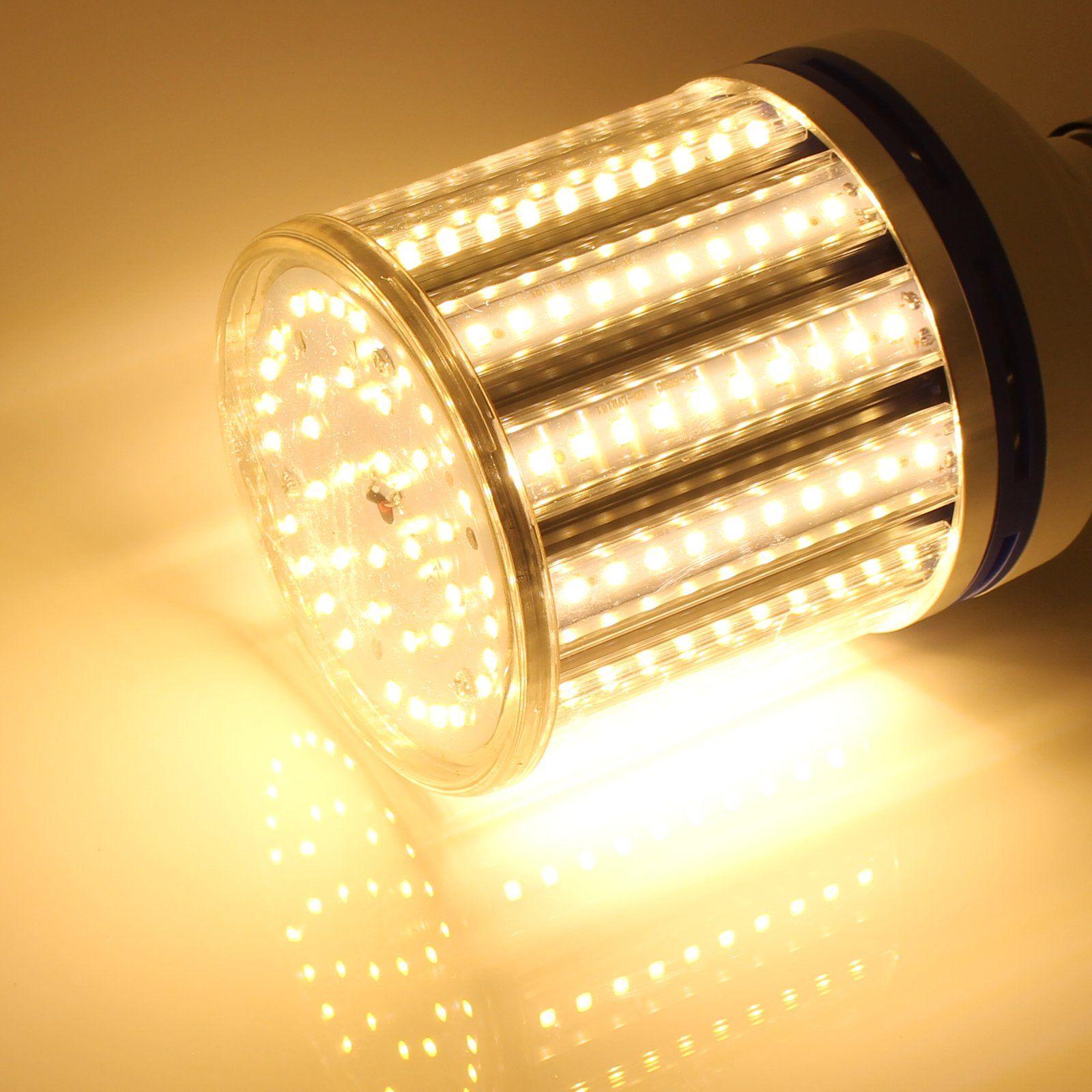 Mininono Ultra Bright Led Bulb Warm White 3000k Medium Edison E26 E27 Base 30w Commercial Retrofit Light Bulbs 250300 Watt Equivalen Light Bulb Bulb White Lamp