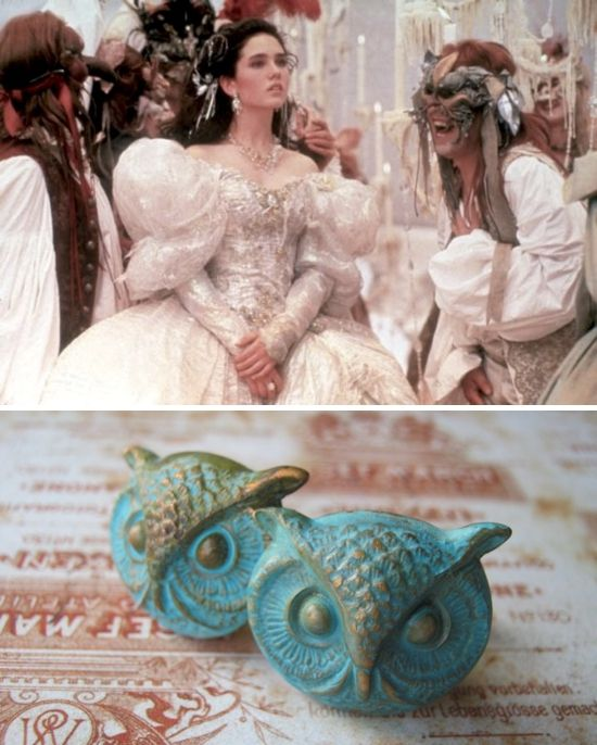 Masquerade Ball Wedding Ideas: Labyrinth Ball Masquerade Wedding Theme