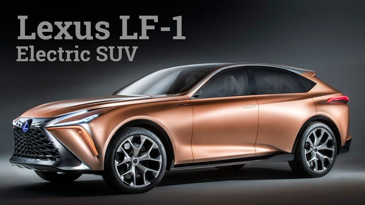Lexus Lf 1 Limitless Concept Electric Suv Luxury Crossover
