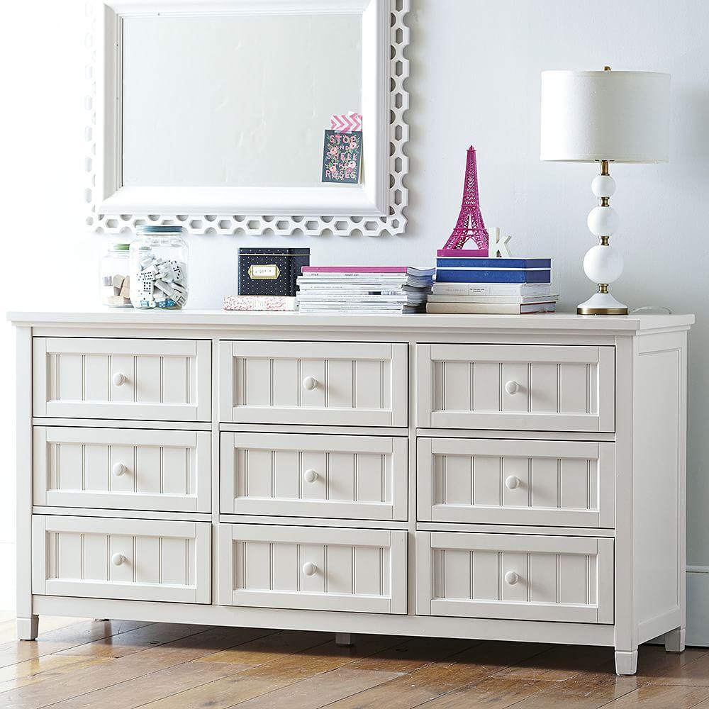 Pinterest 9 Drawer Dresser Beadboard Furniture [ 1000 x 1000 Pixel ]