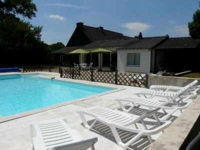 Awesome French Property, Houses And Homes For Sale In MARZAN Morbihan Brittany  France By The French