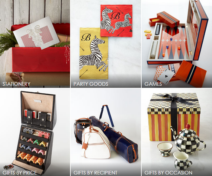 Holiday Gift Guides from my fave brands - #Horchow: http://rstyle.me/ad/d7b8r6gw. More here: http://fave.co/1t2g2oe