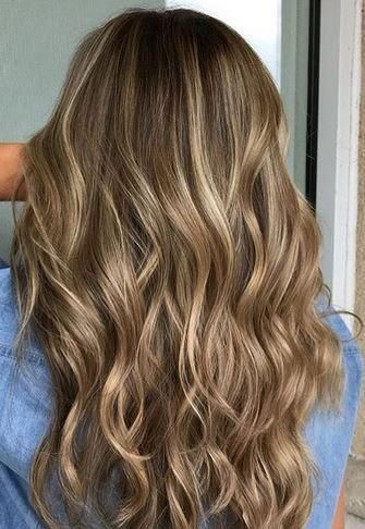 Keratin U Tip Human Hair Extensions Brown Highlight Blonde