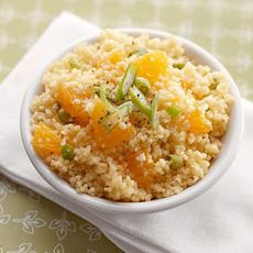 Couscous with Orange