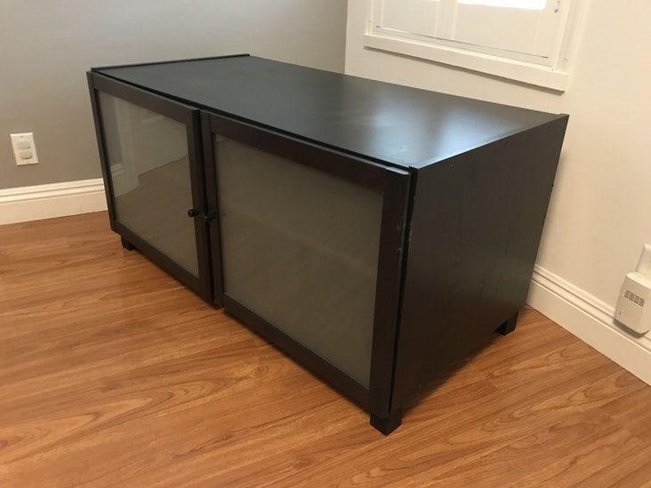 Credenza Ikea Leksvik Prezzo : Ikea benno tv stand storage unit inspirational revivals units