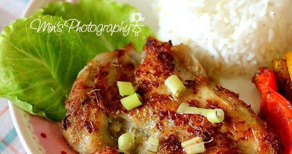 Min's Blog: 越式香茅鸡扒 Vietnamese Lemongrass Chicken Chop