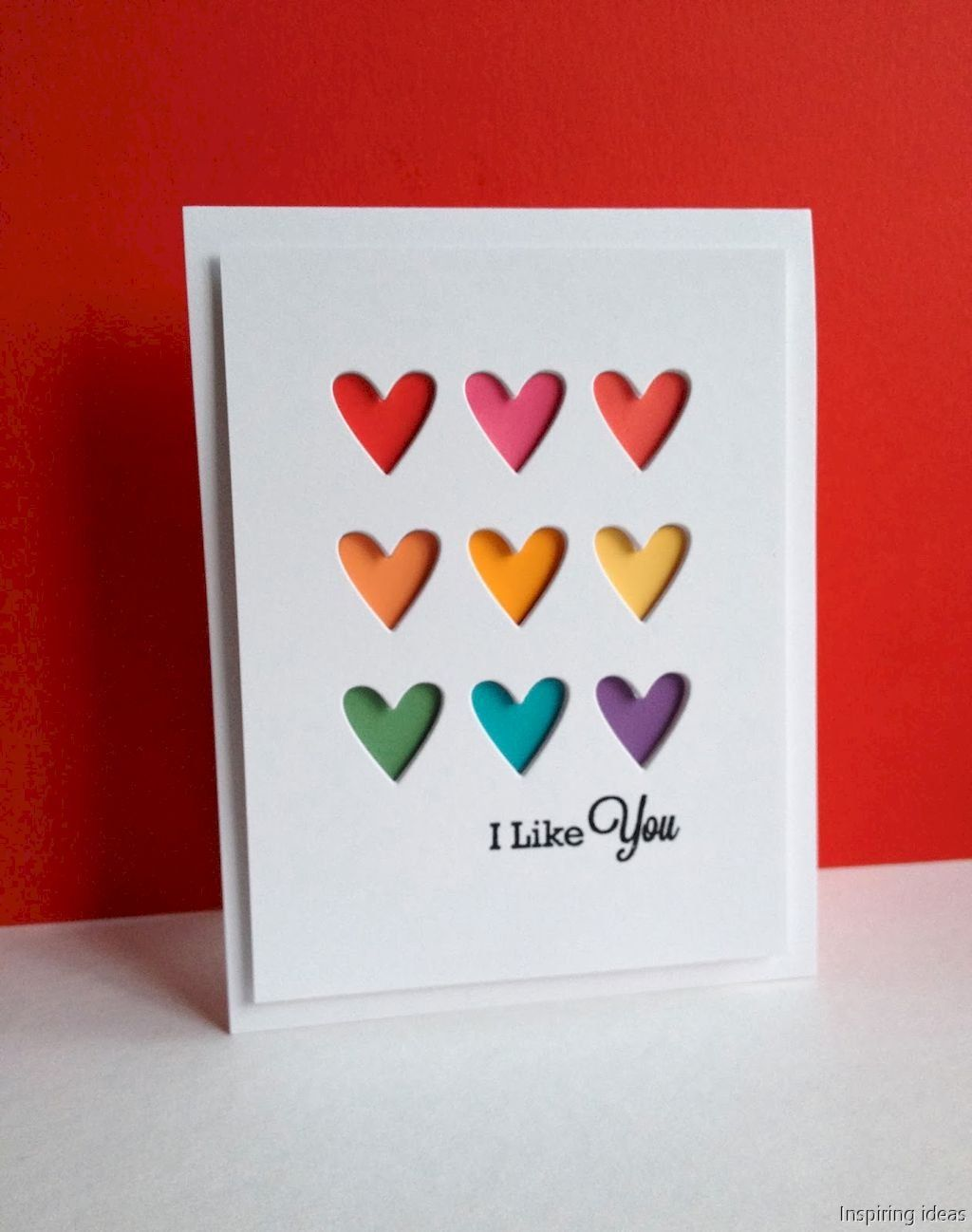 45 unforgetable valentine cards ideas homemade | Cards, Craft fairs ...