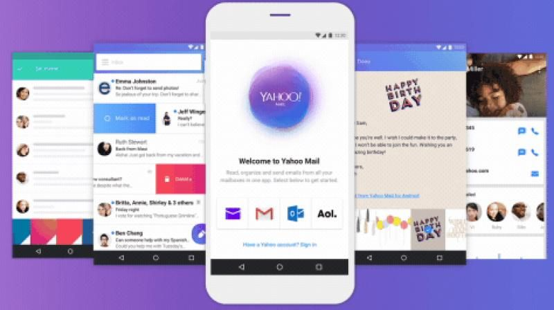 Now, you can use any email address to access Yahoo Mail