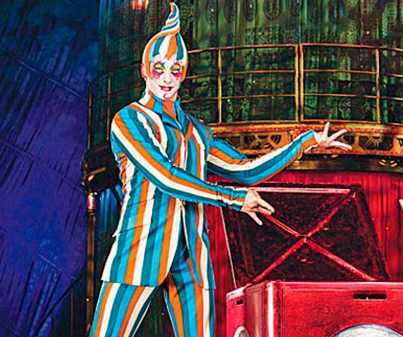 jimmy ibarra el colombiano del circo del sol personajes