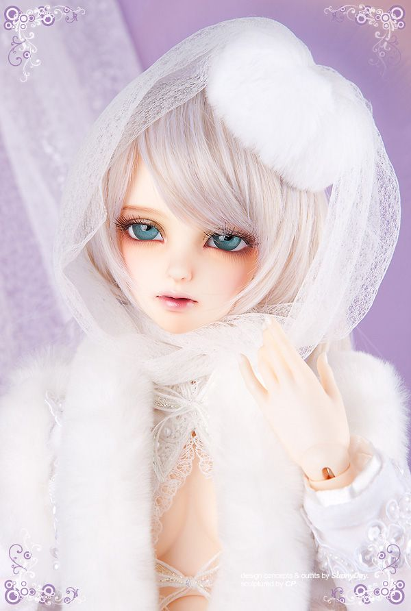 FairyLand FeePle Rona >>> The non- full package doll doesn't come wtih the outfit so she would be perfect for Raven!