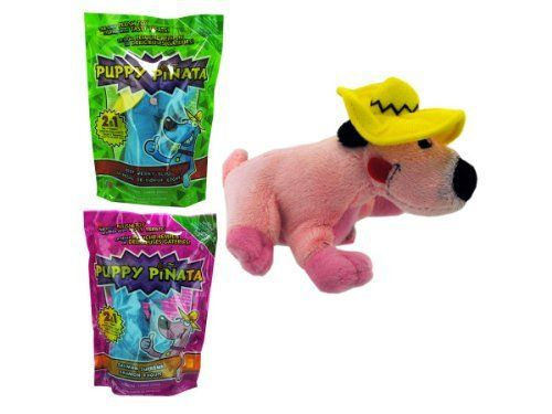 Puppy Pinata Treat Medium To Large Case Of 12 By Bulk Buys