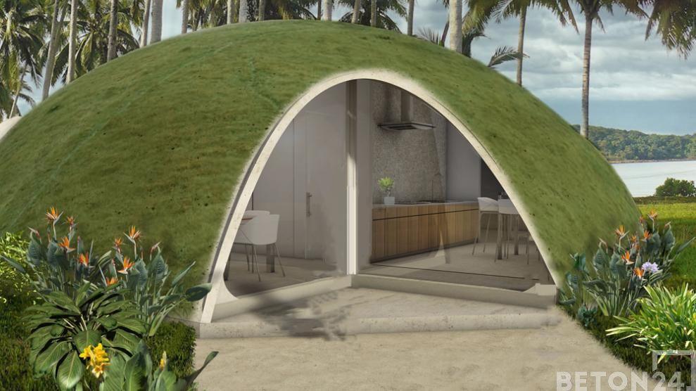 Надувного бетона построить дом из керамзитобетона недорого