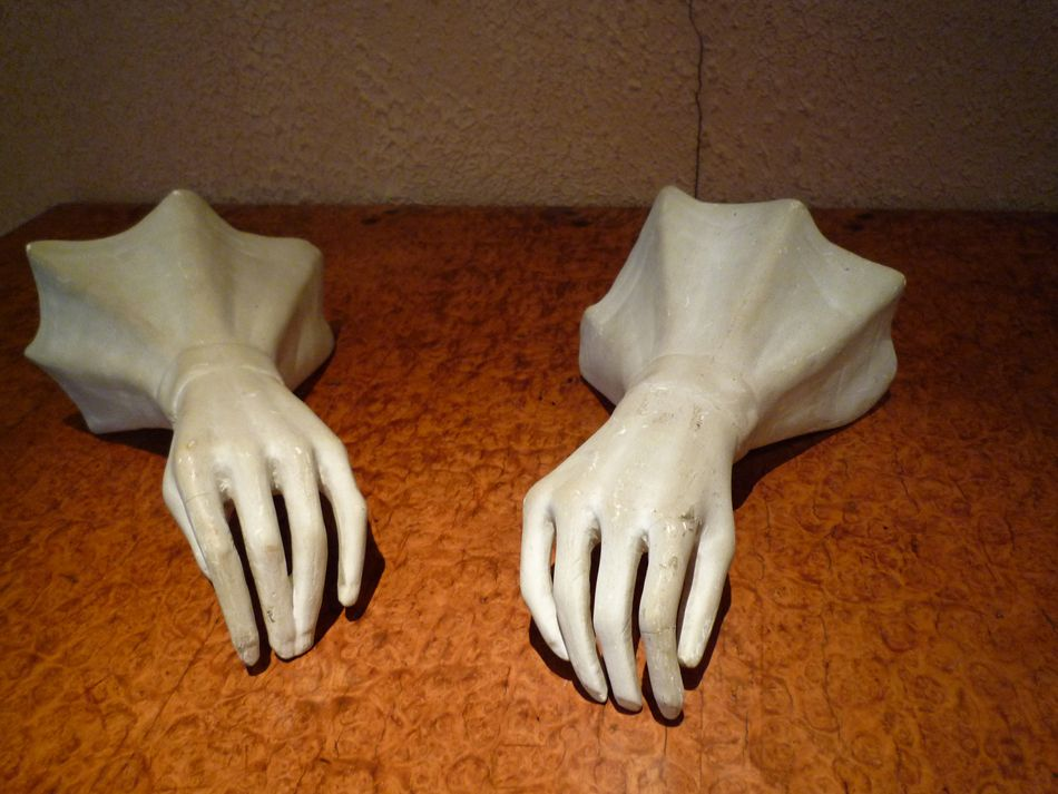 Reach out and touch someone...  #hands #sculpture