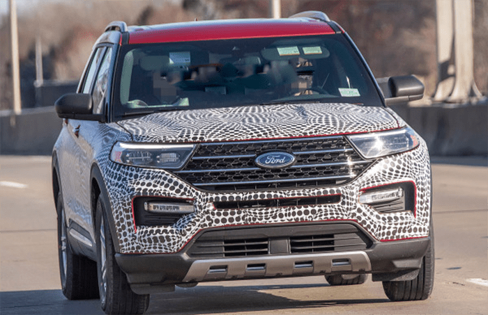 2020 Ford Explorer Release Date And Price