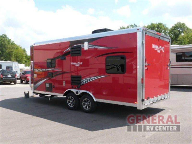 Work And Play 21Vfb >> New 2015 Forest River Rv Work And Play 21vfb Toy Hauler