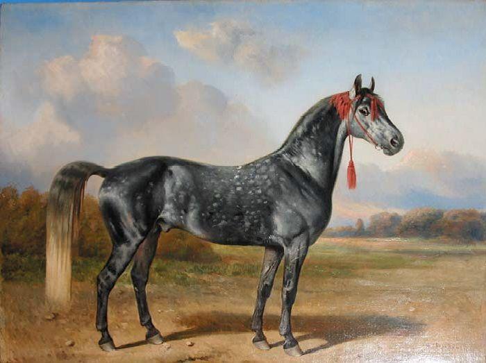 Russian horse