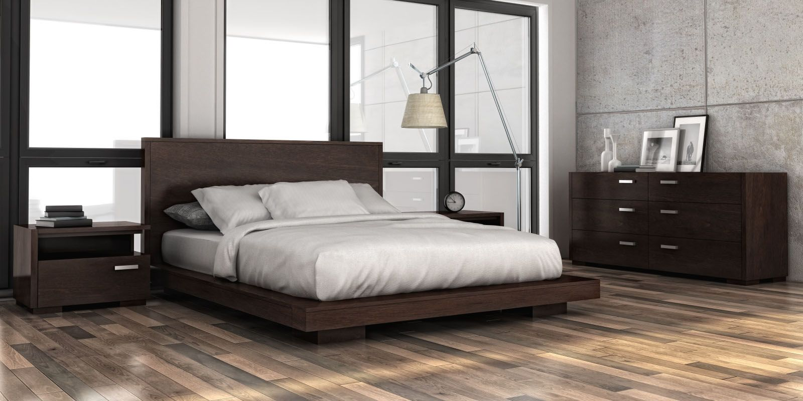 Master bedroom furniture  Collection PARIS huppe  My future home  Pinterest  Bedrooms