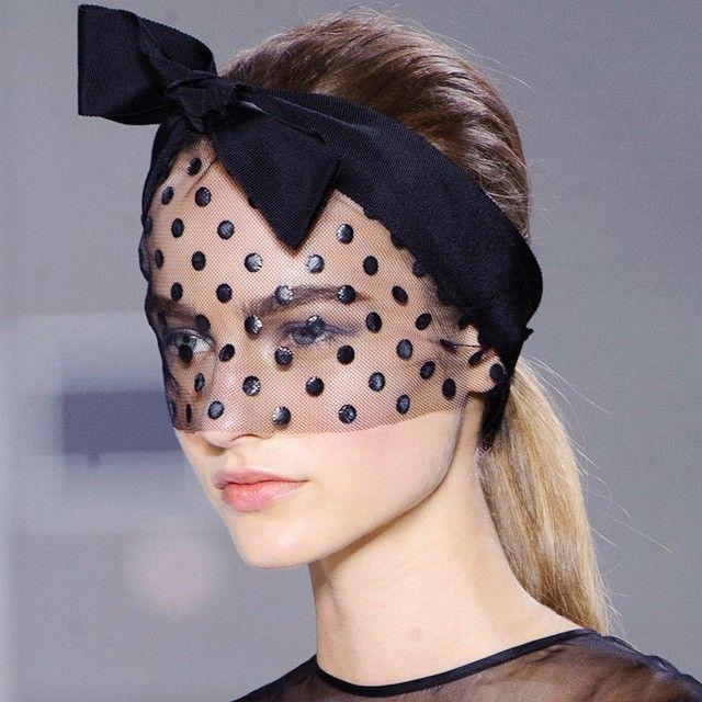 """""""Spot on at the #GiambattistaValli #couture show. Makeup: @thevalgarland Hair: @orlandopita"""""""