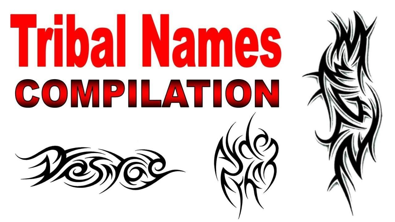 tribal names tattoo designs compilation by jonathan harris youtube tribal armband tattoos. Black Bedroom Furniture Sets. Home Design Ideas