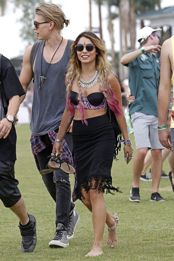 Best Dressed 2018 Coachella Celebrity Fashion Looks