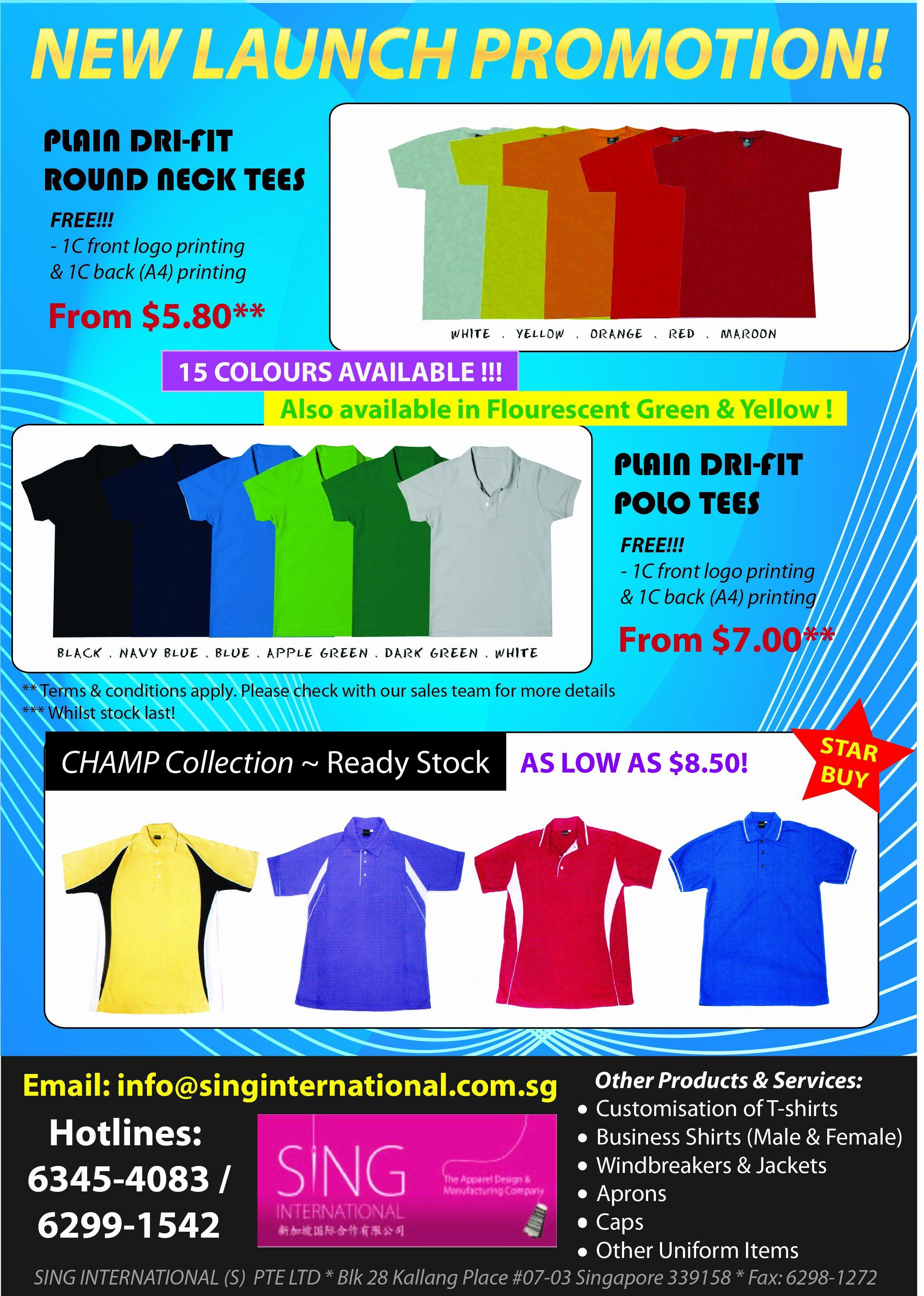 T Shirt Flyer Template Elegant Sing International S Pte Ltd Flyer Template Flyer Flyer Design Templates