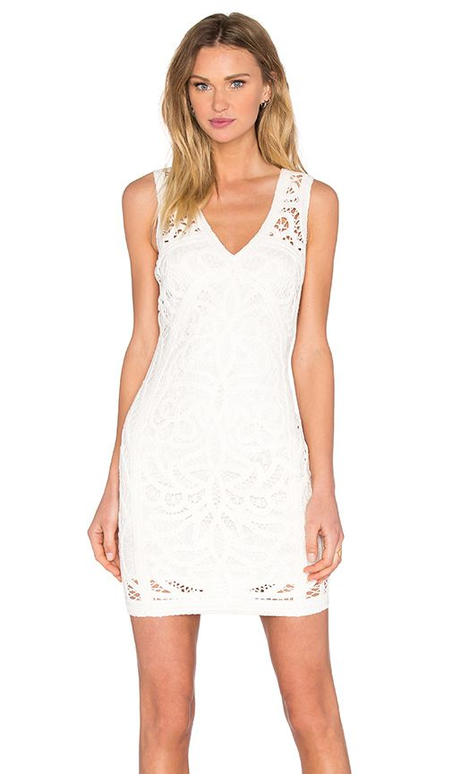 Shop for Bardot Gigi Lace Dress in Ivory at REVOLVE. Free 2-3 day shipping and returns, 30 day price match guarantee.