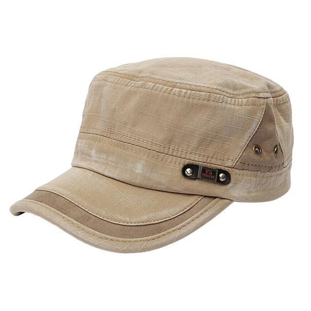 afb8e65dbaeb8 Spring Summer Details viseira Men Women Adjustable Classic Army Plain  Vintage boinas masculinas Hat Cadet Military