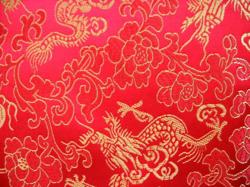 Royal Red Pattern