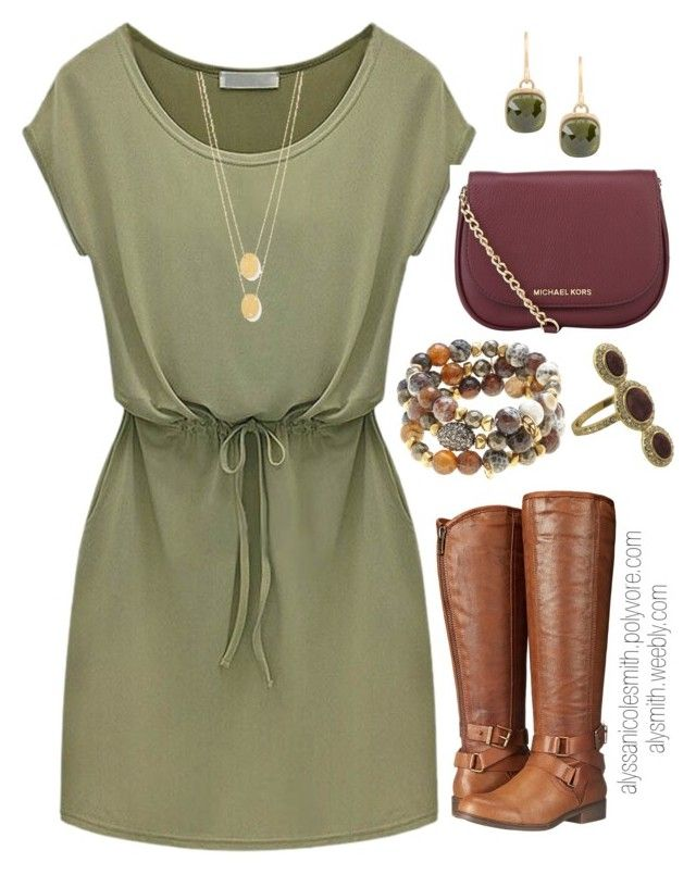 Olive Green Outfit Of The Day: Thanksgiving Day Outfit