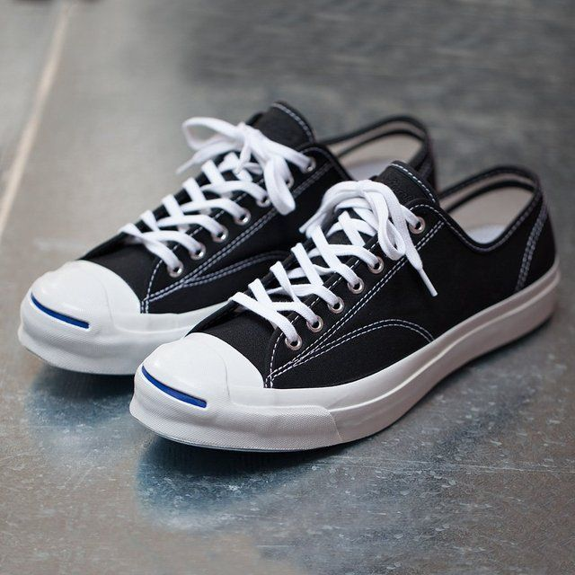 Jack Purcell Signature Ox Black
