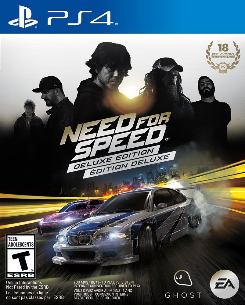 New Games Need For Speed Ps4 Pc Xbox One With Images New