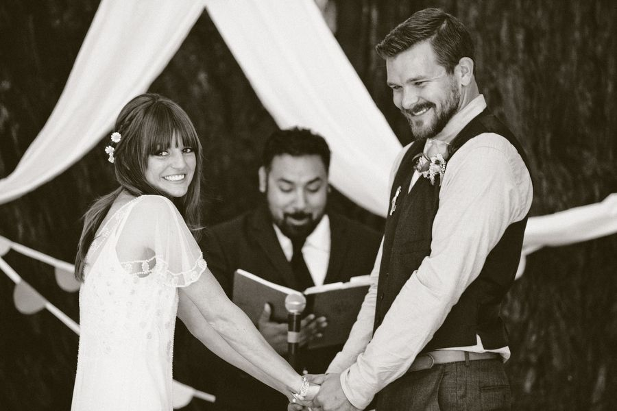 Will and Rachael- beautiful wedding and dress:)