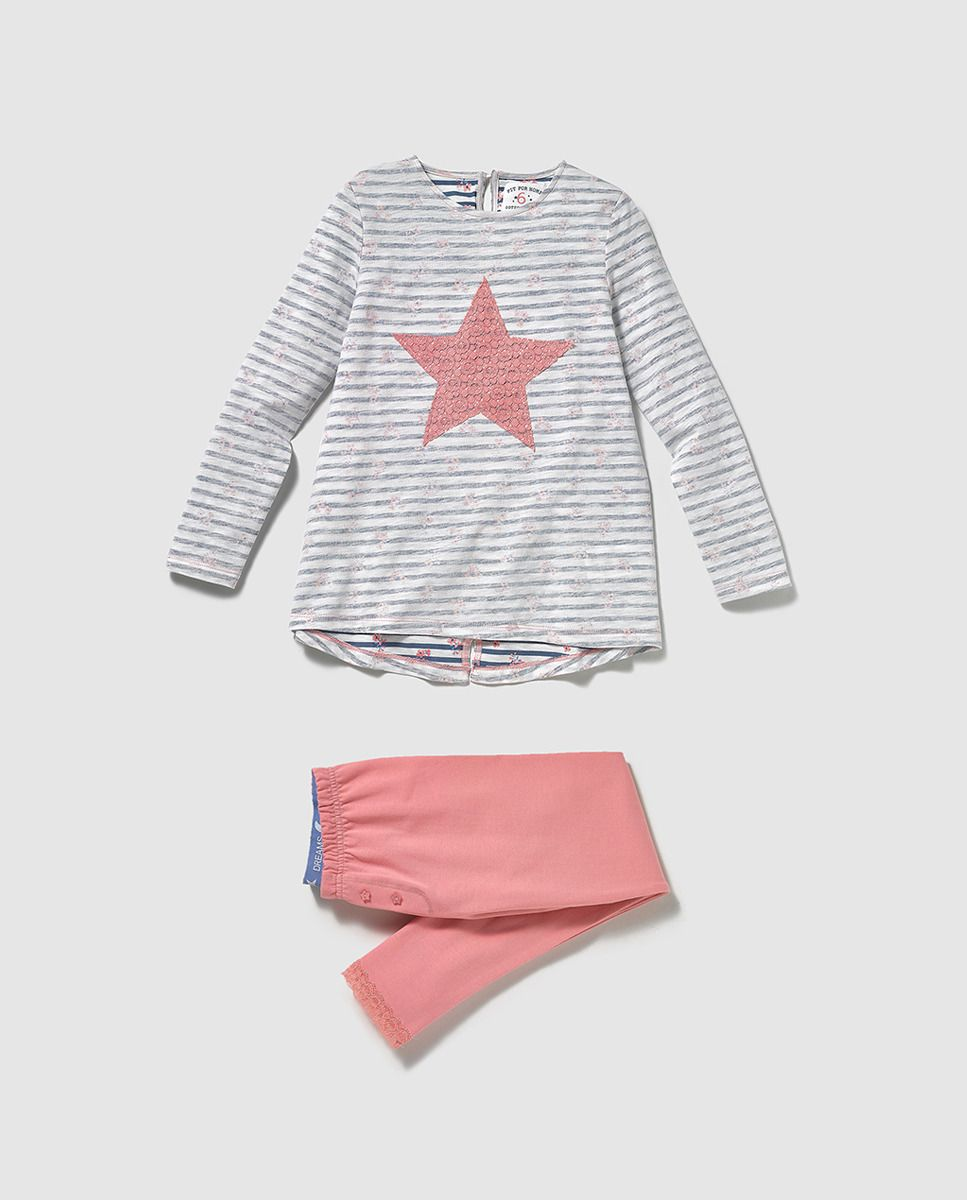 Pin En Pijamas Niñas