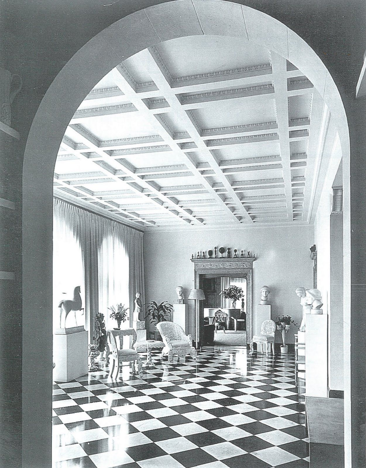 Helena Rubinstein S House House Of Beauty New York