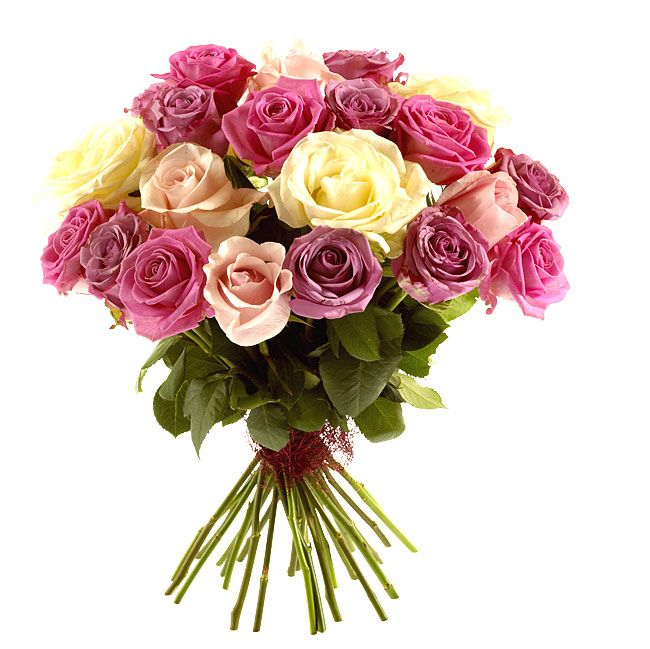 Bouquet Of Roses Wonderful