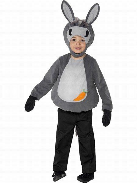 Little Donkey Childrens Costume Party Animals Children/'s Nativity Fancy Dress