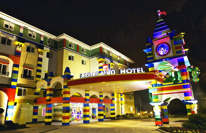Legoland Hotel At California Although I M A Little Disointed By The Room Themes