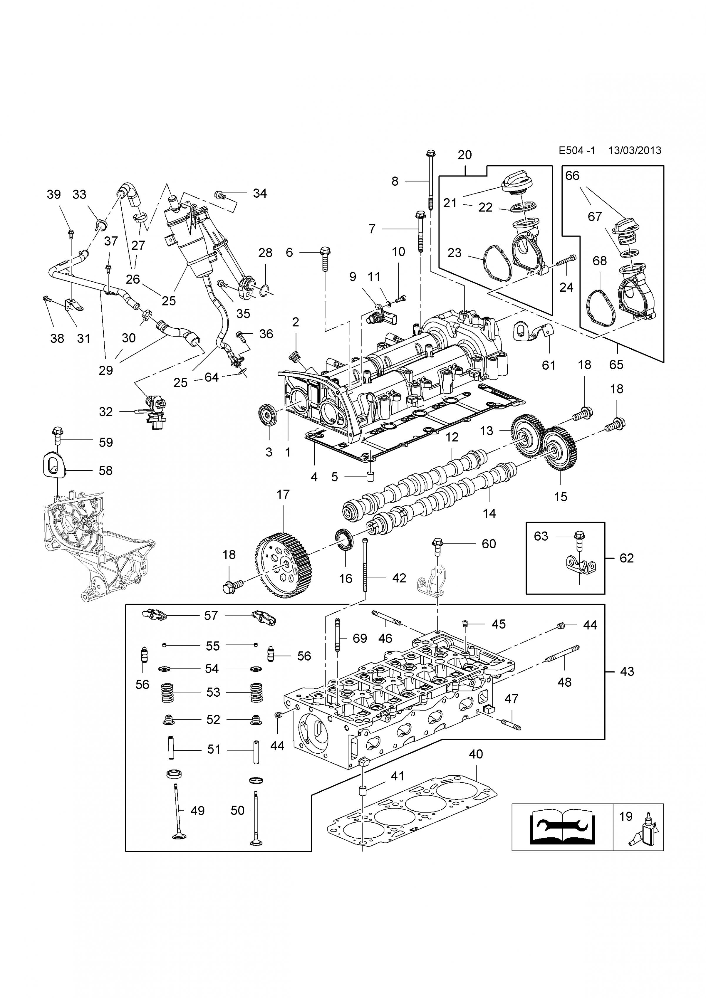 Vauxhall Insignia Diesel Engine Diagram In 2020 Vauxhall Insignia Vauxhall Diesel Engine