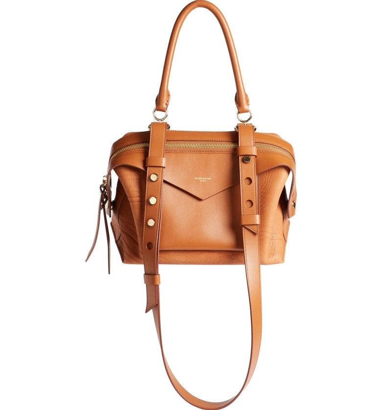 5a3676b28a30 Main Image - Givenchy Small Sway Leather Satchel