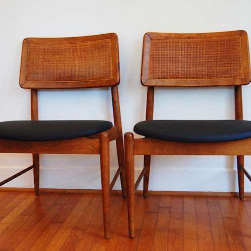 Mid Century Modern Chairs Retro Vintage By Ljindustries