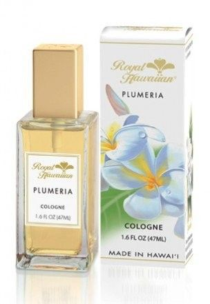 Plumeria Cologne Spray 1.6oz (New Size & Packaging) - Cologne