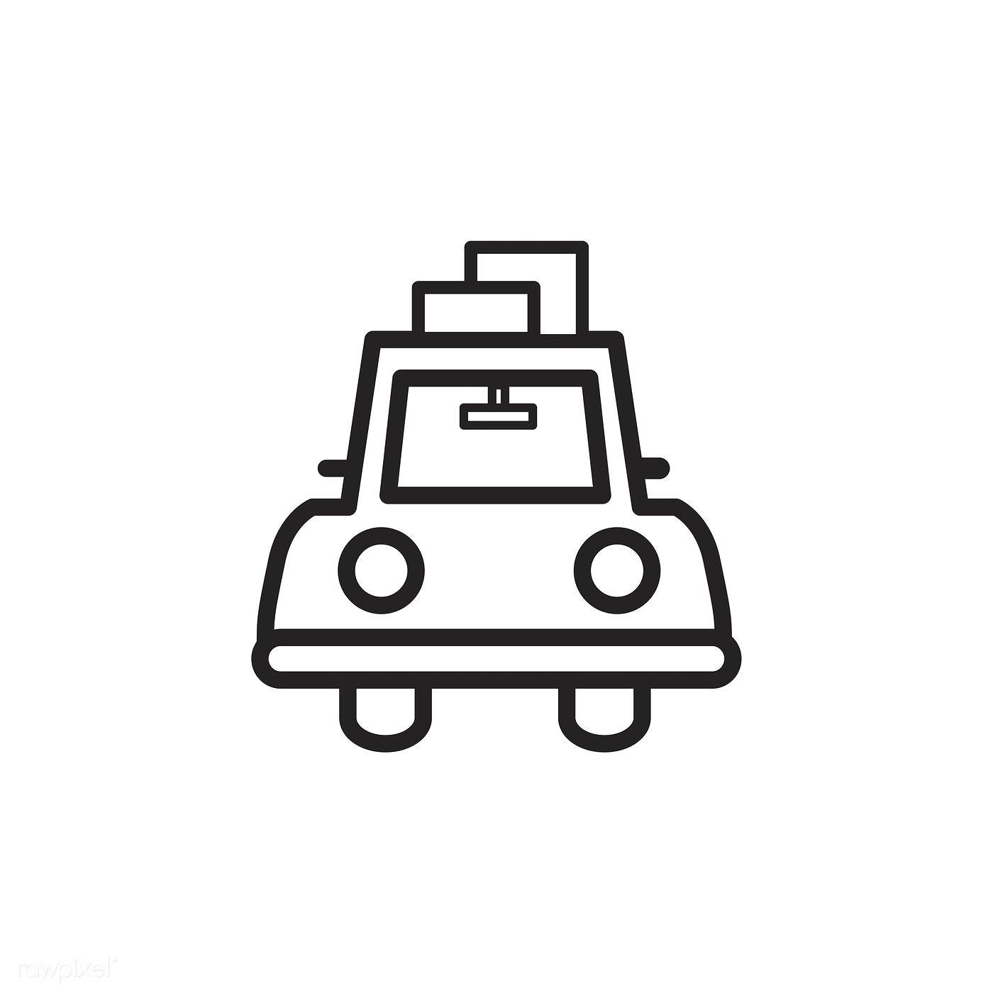 Road Trip Icon Vector Free Image By Rawpixel Com Vector Free Trip Icon