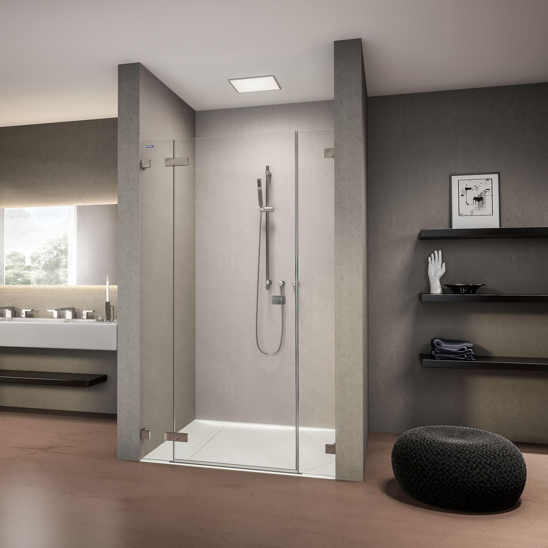 Duscholux Collection 3 Plus Badezimmer Quadratisch Duschkabine Dusche