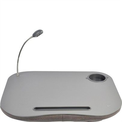 Ozsale - Lap Desk with Lamp, Integrated LED light