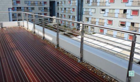 Best Stainless Steel Rectangle Section Balustrades With A Beech 400 x 300